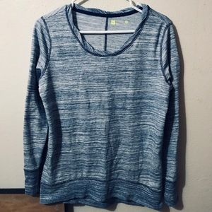 Long Sleeve Relaxed Fit Tee Shirt